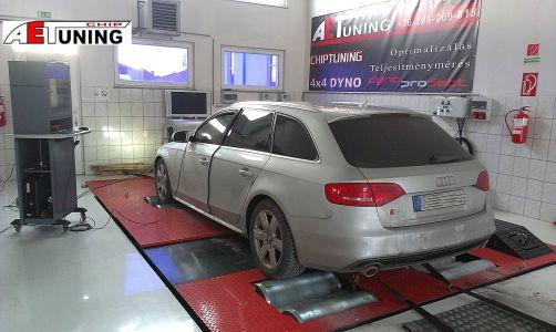 Audi A4 2-7tdi Multitronic Chiptuning