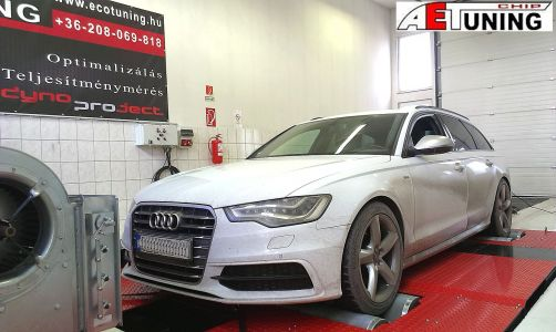 Audi A6 4g Chiptuning Aet Chip
