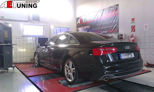 Audi A6 4g Chiptuning Aet Chip Tat