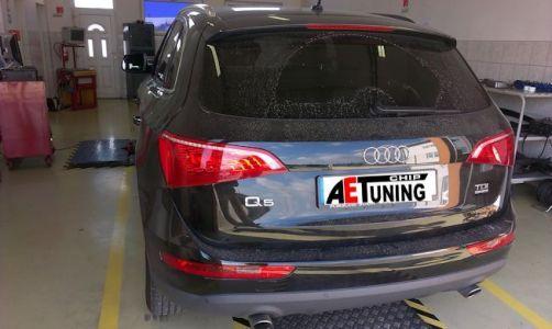 Audi Q5 Chiptuning-ecotuning