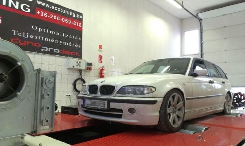 Bmw320d Tuning