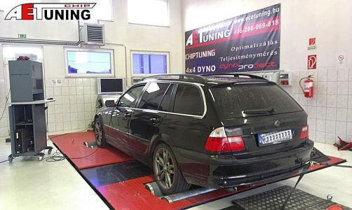 Bmw 320d 150le Hp Tuning