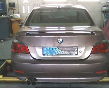 Bmw 530 Chiptuning