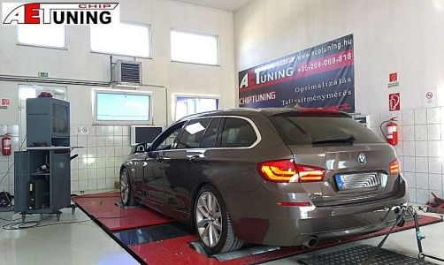 Bmw 535d Chip Tuning Aetchip Tat