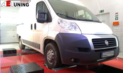 Fiat Ducato Dynoproject Tuning
