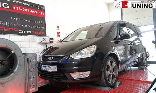 Ford S-max Chiptuning Aetchip Tat