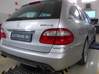 Mercedes-amg-e55-chiptuning