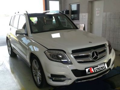 Mercedes Glk 2-2cdi 170le Chiptuning Ecotuning