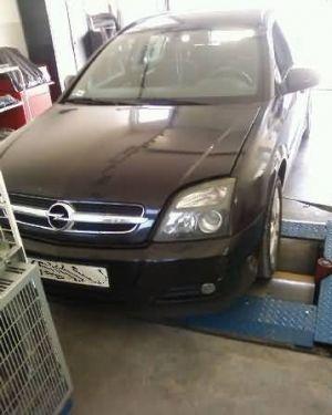 Opel-vectra-dti-chiptuning-teljesitmenymeres