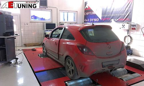 Opel Corsa-opc Aet Chip Tuning