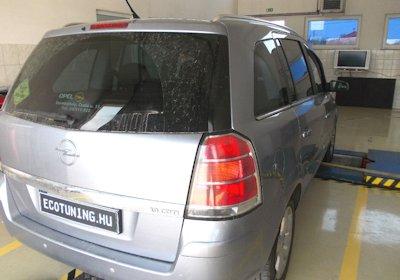 Opel Zafira Com