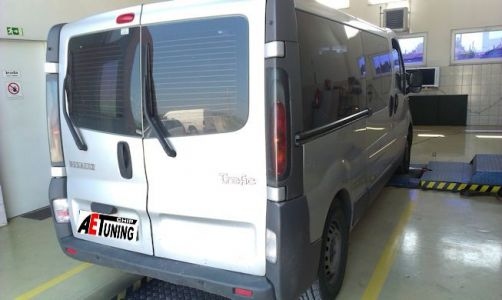 Renault Trafic Chip-tuning Dsc001