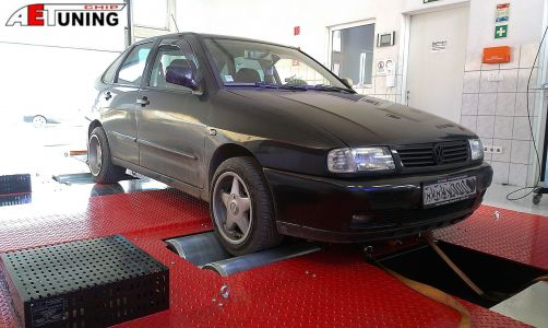 Volkswagen Polo 1-9tdi Chiptuning Referencia Meres