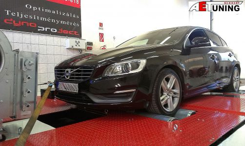 Volvo S60 Dynoproject Chiptuning