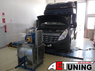 Renault Master fogyasztáscsökkentés