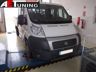 Fiat 2.3Multijet chiptuning