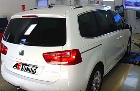 Seat Alhambra 2.0 TDI CR Ecomotive 140LE Chiptuning