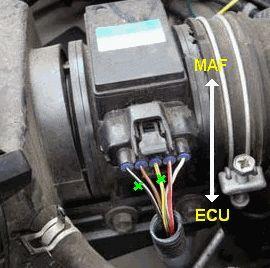 Légtömegmérőre kötött tuningbox nagyon gagyi