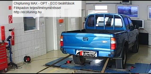 Ford_ranger_2.5TD_Chip_tuning_Dyno