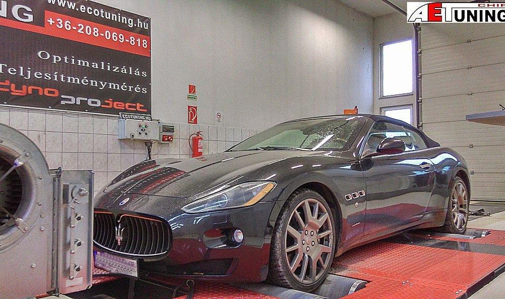 Maserati Gran Turismo 4.7 V8