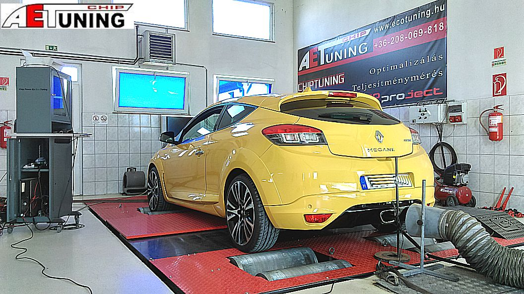 Renault_Clio_RS_250HP_Dyno_Aet_Chiptuning