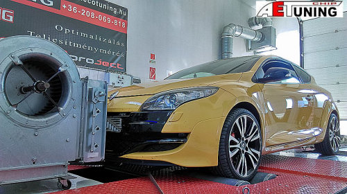 Renault Megane RS 2.0T Chip Tuning