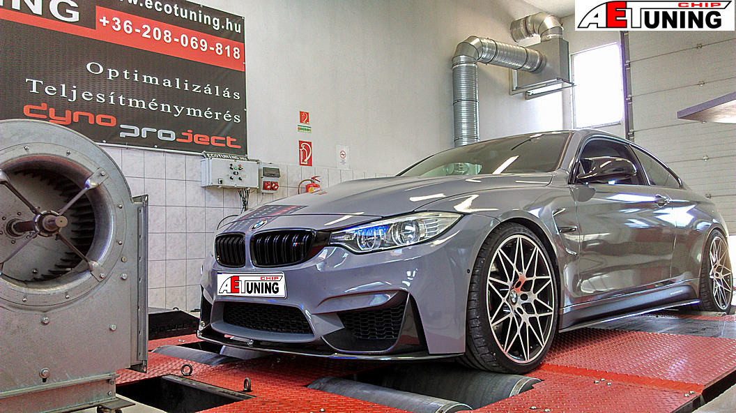 BMW M4 F82 Chiptuning aet chip tuning