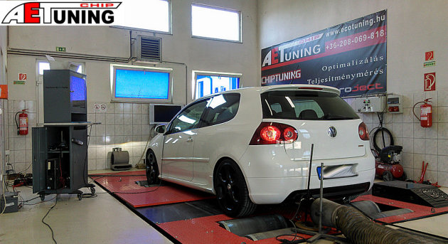 ✅ VW GOLF GTI 2.0TFSI EDITION 30 Chiptuning