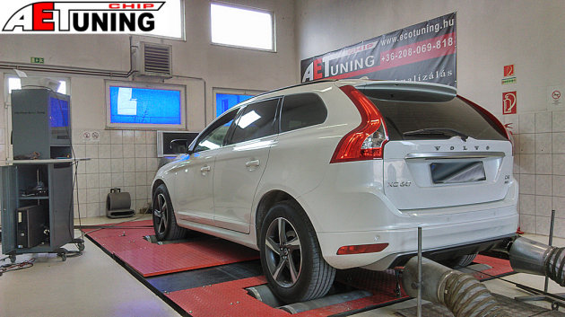 ✅ VOLVO XC60 2.4D Chiptuning Motoroptimalizálás