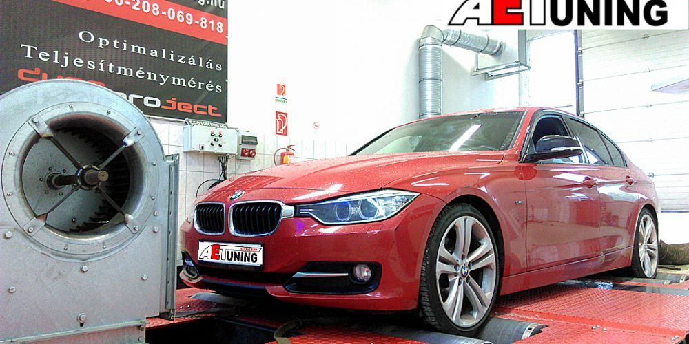 BMW F30 Chiptuning