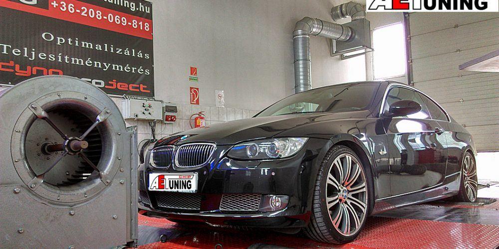 BMW 335i chiptuning
