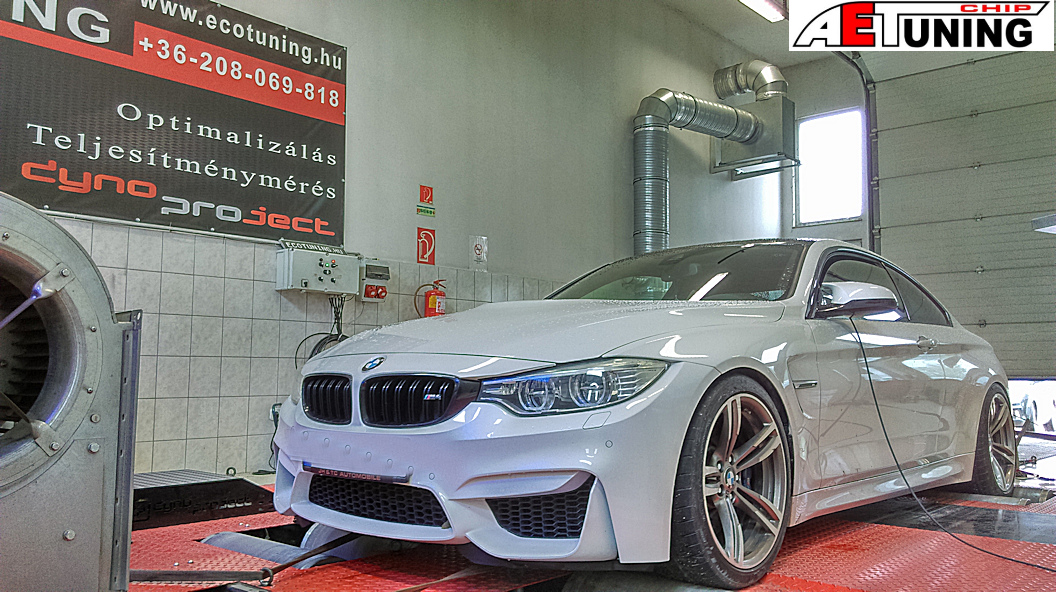 BMW M4 Chiptuning 431HP