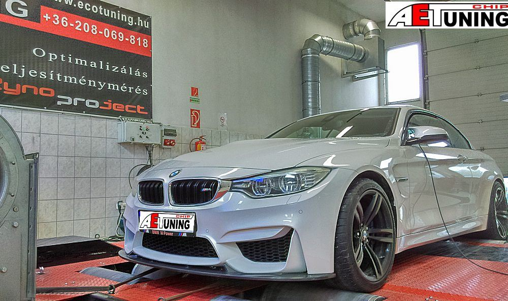 BMW M4 Chip Tuning