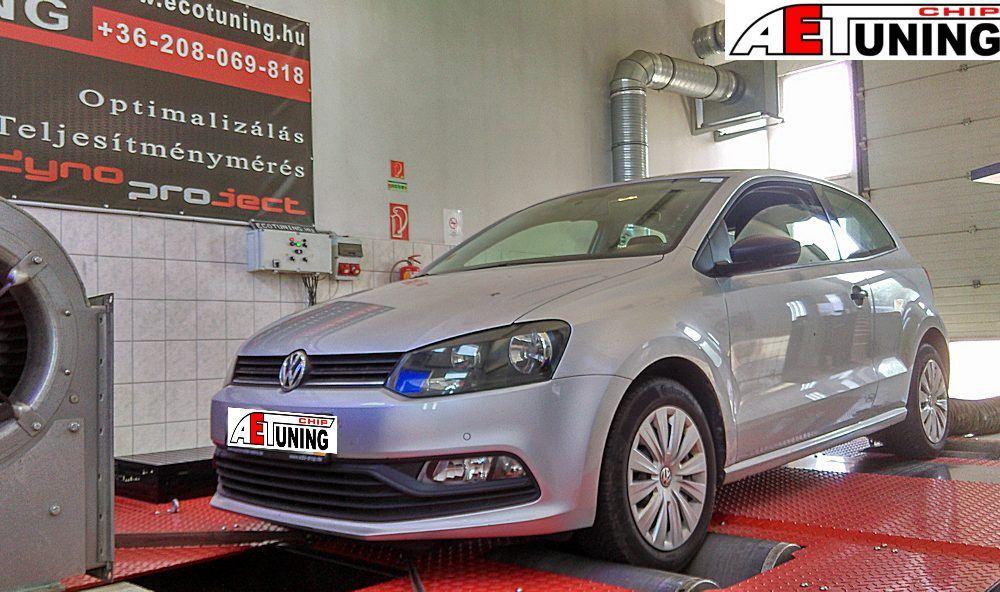 Volkswagen Polo 1.4TDI Chiptuning