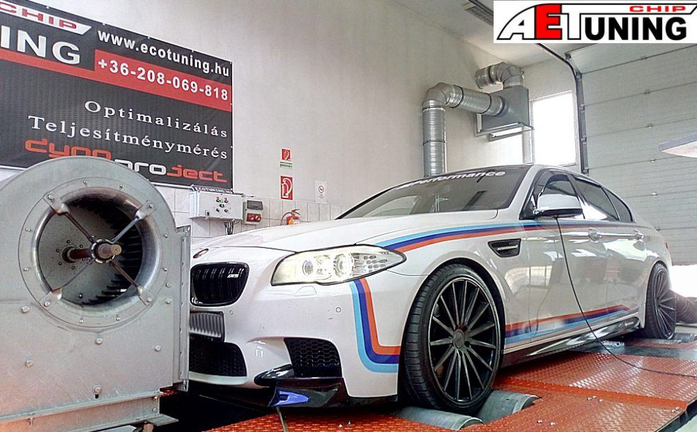 BMW F10 535xD Chiptuning