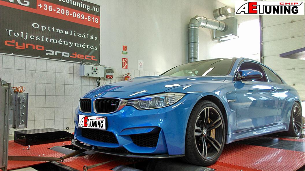 BMW M4 Chiptuning