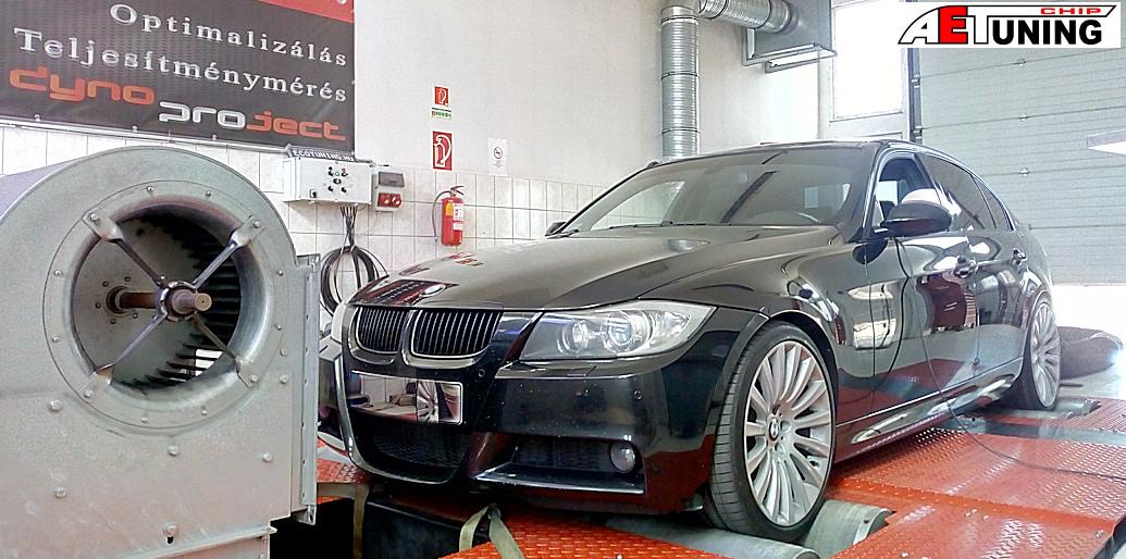 BMW 335D 286LE Chiptuning