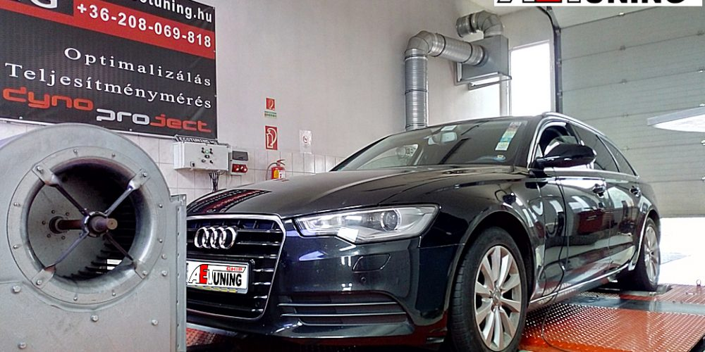 AUDI A6 4G Chiptuning