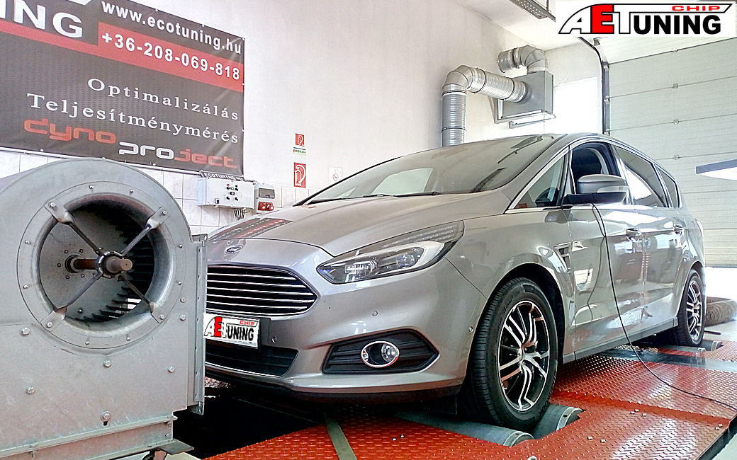 Ford S-Max Chiptuning