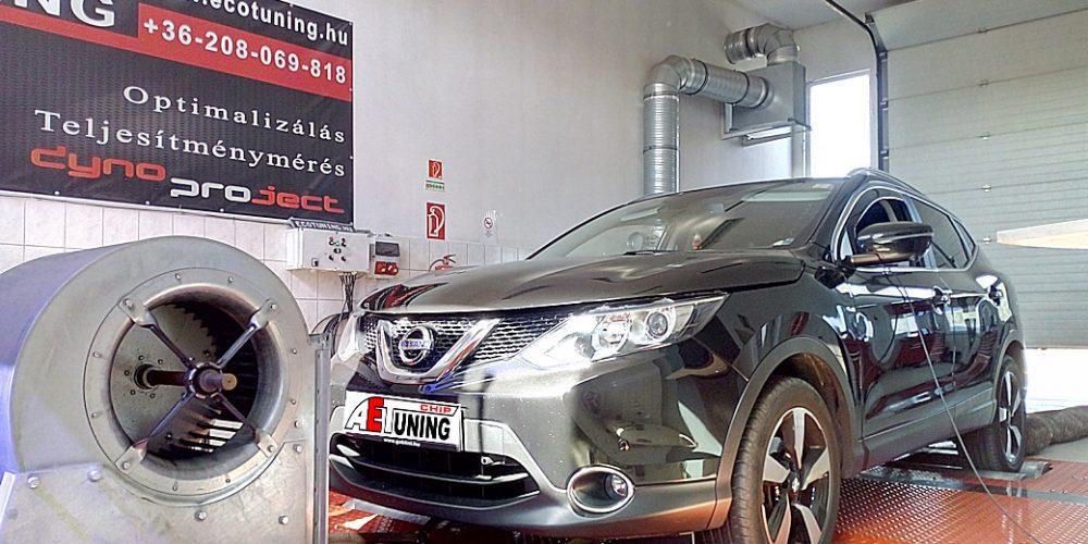 Nissan Qashqai Chiptuning