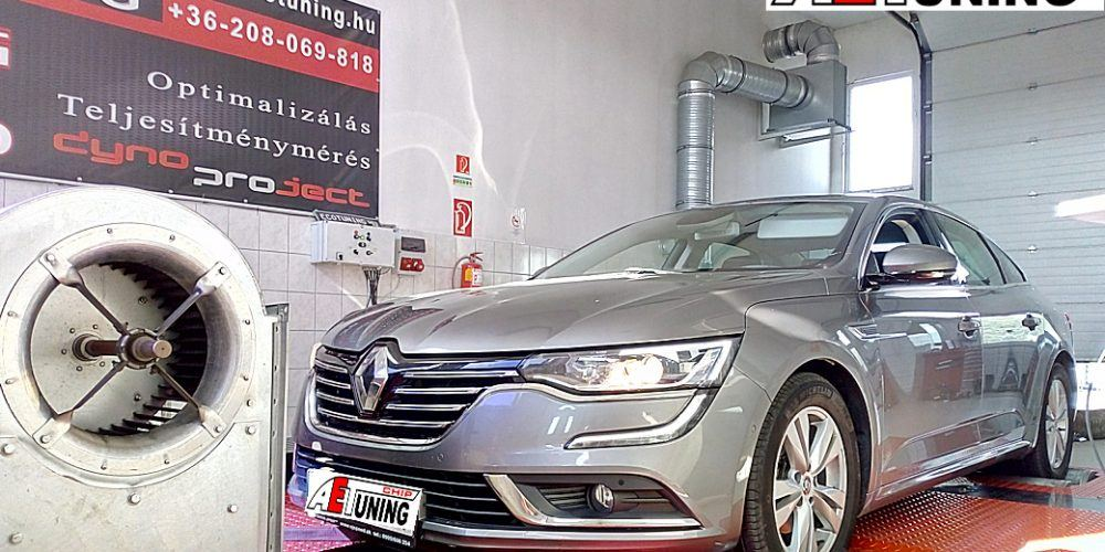Renault Talisman 1.6 TCE Chiptuning
