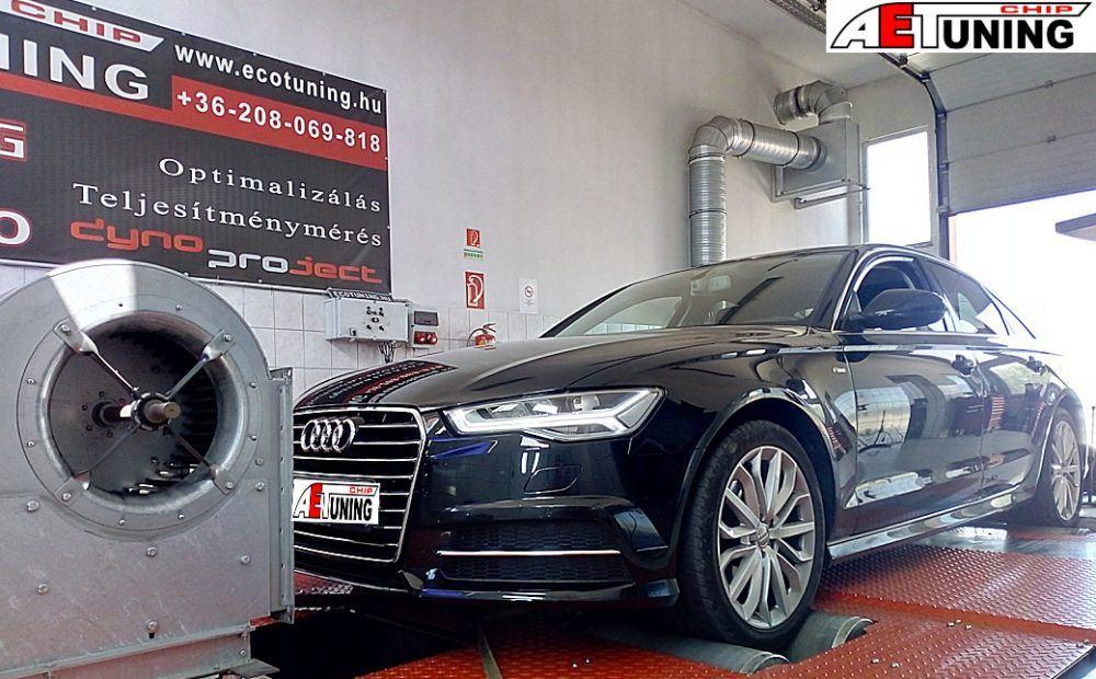 Audi A6 4G 2.0TDI 150LE Chiptuning