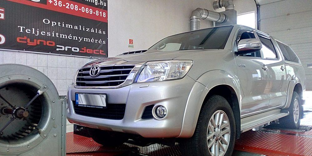 Toyota Hilux Chiptuning