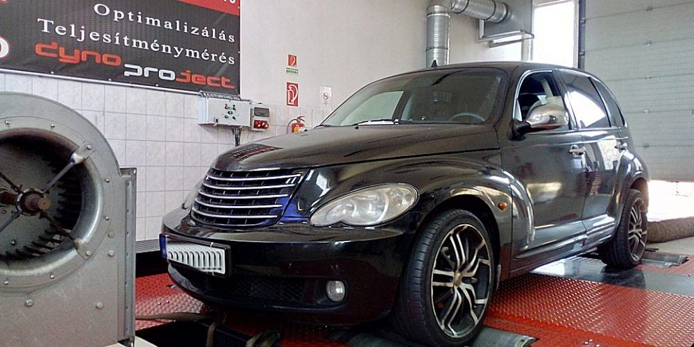 Chrysler PT Cruiser Chiptuning