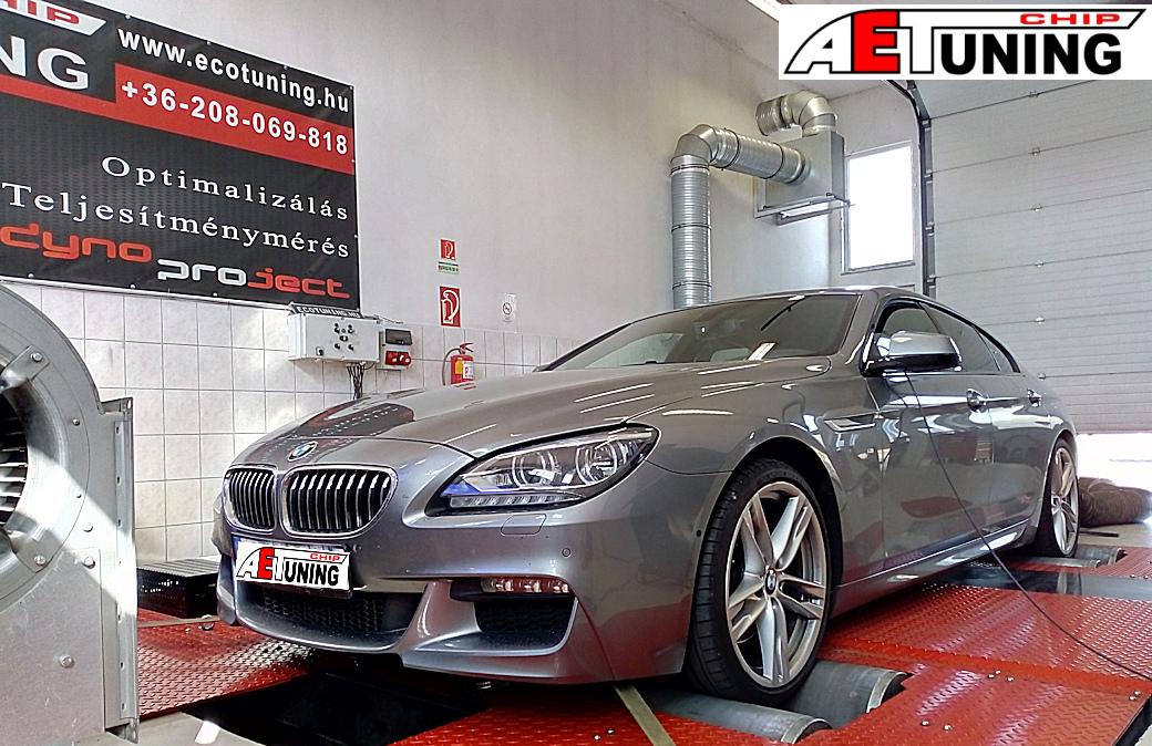 BMW 640i Chiptuning
