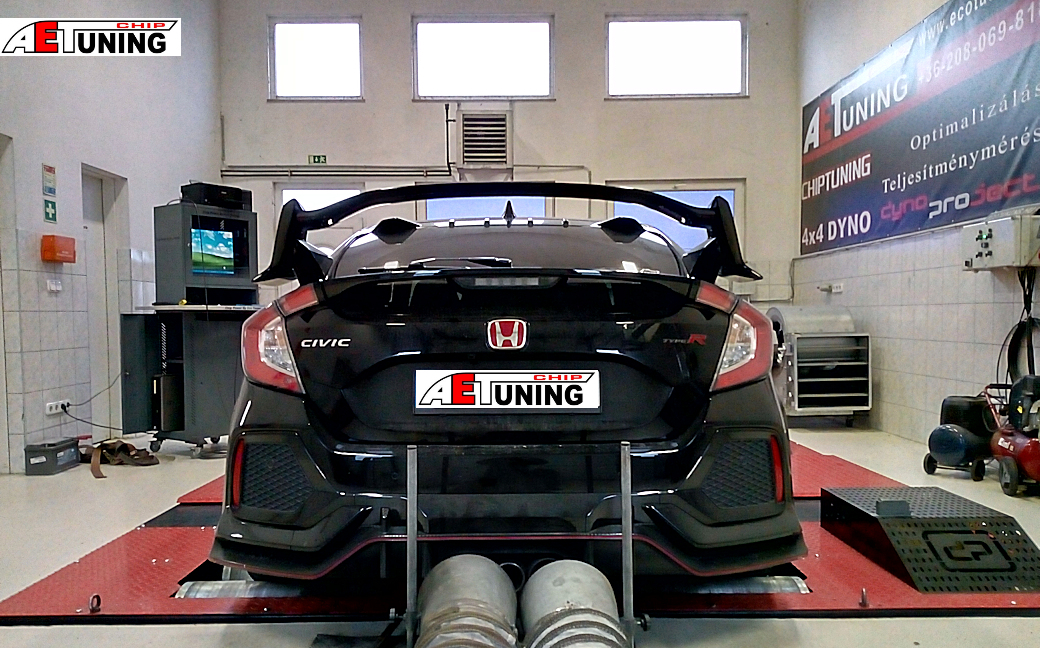 Honda Civic Type-R Tuning
