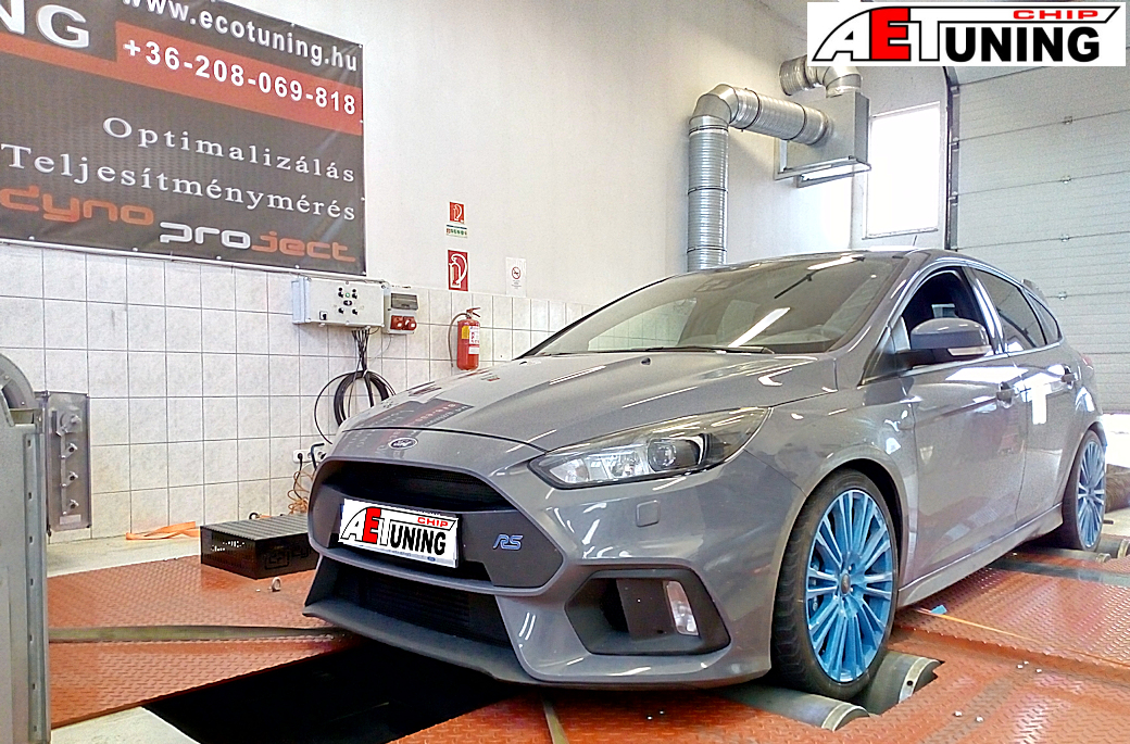 Ford Focus RS 2.3T Ecoboost 350LE Chiptuning