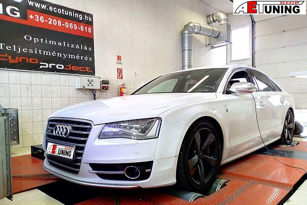Audi S8 Chiptuning