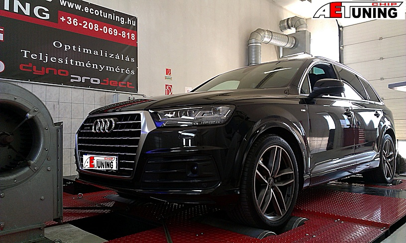 Audi Q7 4M Chiptuning