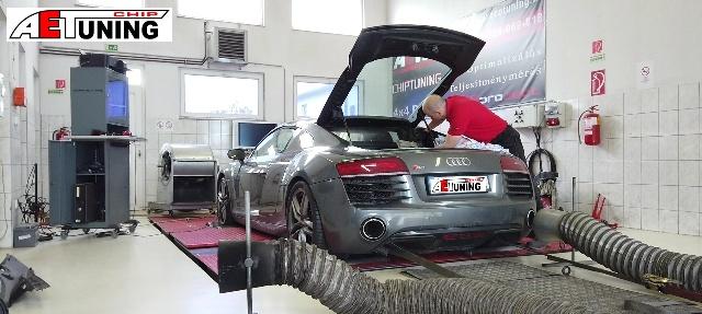 Audi R8 Motorvezérlő ECU